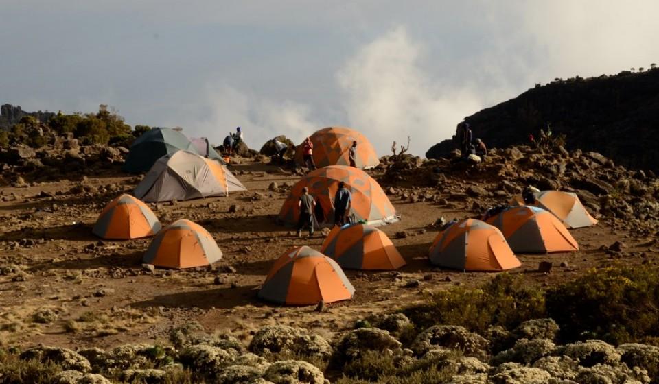 Kilimandscharo Besteigung Lemosho