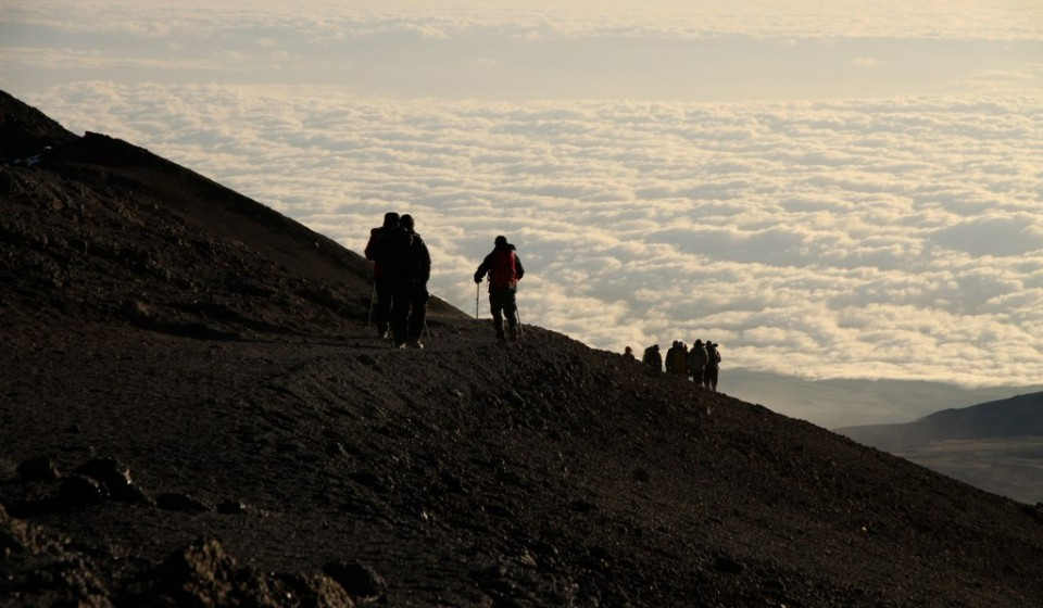Kilimanjaro Besteigung Machame